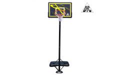 Баскетбольная мобильная стойка DFC STAND44HD1 (112x72см)