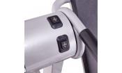 Инверсионный стол Z-Up 2s, 220в, Корея серебряная рама, черная спинка