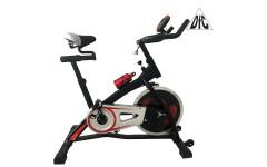 Велотренажер DFC B8301 черн/красн