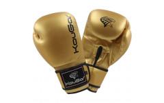 Перчатки боксерские KouGar KO600-12, 12oz, золото