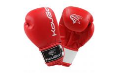 Перчатки боксерские KouGar KO200-14, 14oz, красный